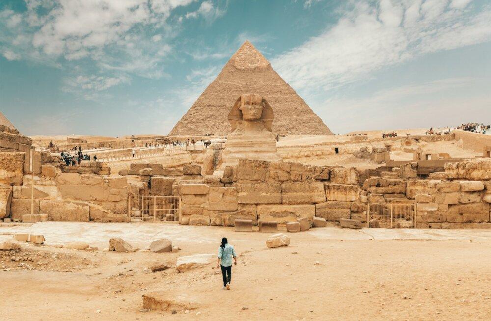 Власти Египта ужесточили наказание за подъем на пирамиды без разрешения