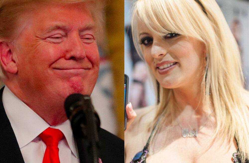 Donald Trumpi pornostaarist hotelliarmuke avaldab peagi kuuma öö detaile avaldava raamatu: see hämmastab teid kõiki