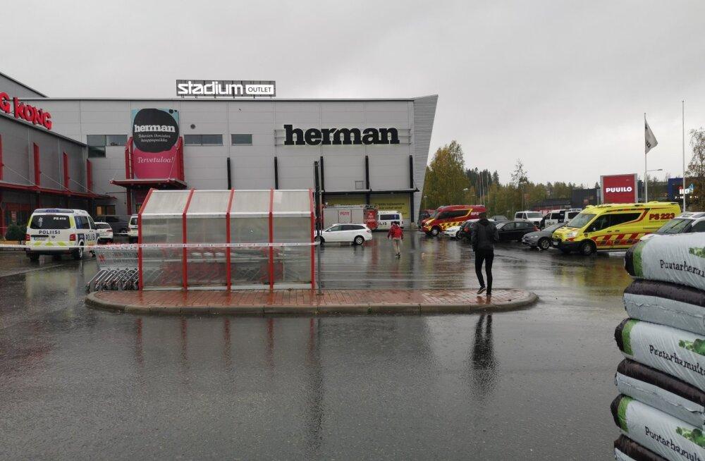 Rünnak Soomes