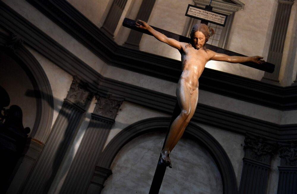 Eelmisel aastal toimus Saksamaal ligi sada rünnakut kristlaste vastu