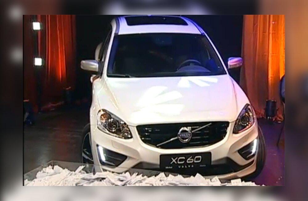 Eesti loto otsib taga autovõitjat, kes pole veel oma uhiuuele Volvo maasturile järele tulnud
