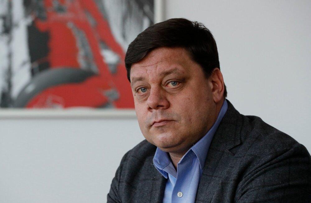 Eesti Raudtee peadirektor Sulev Loo