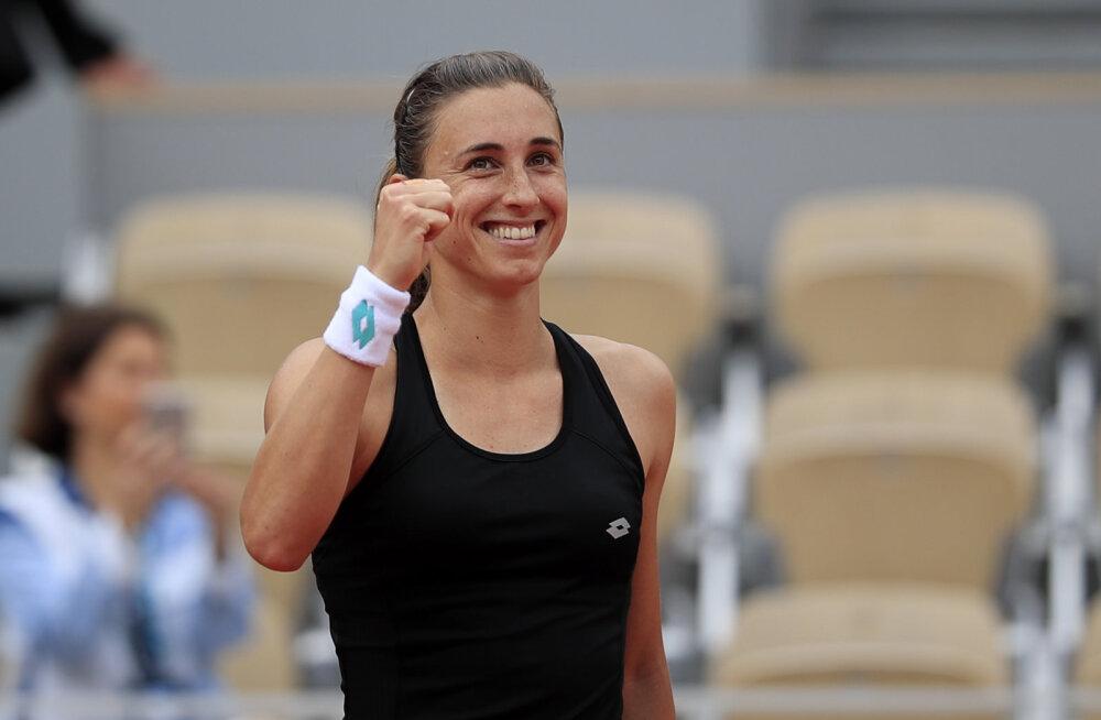 DELFI PARIISIS | Kanepi järgmine vastane pärast ühte elu suurimat võitu: ma armastan Roland Garrosi!