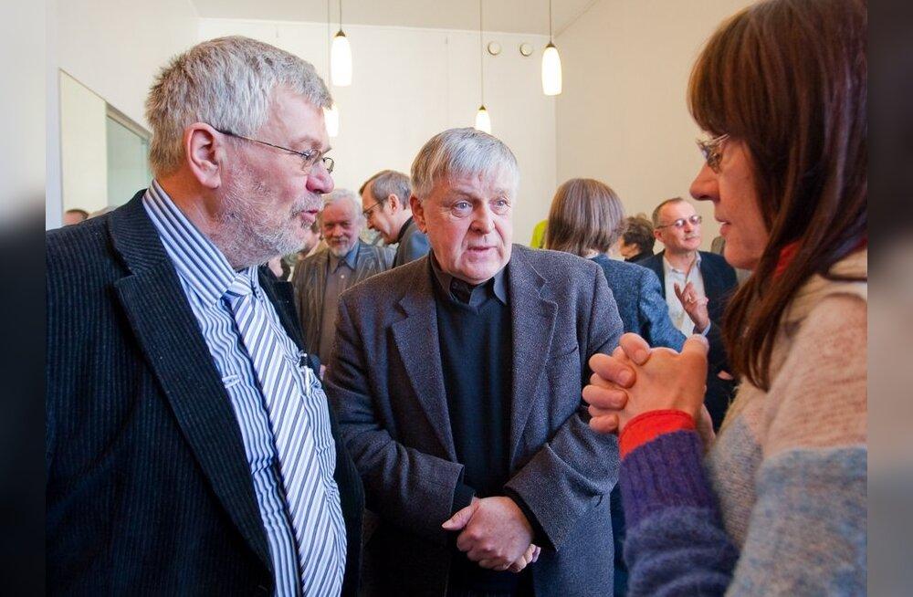 Vasakult: Olev Remsu, Toomas Vint