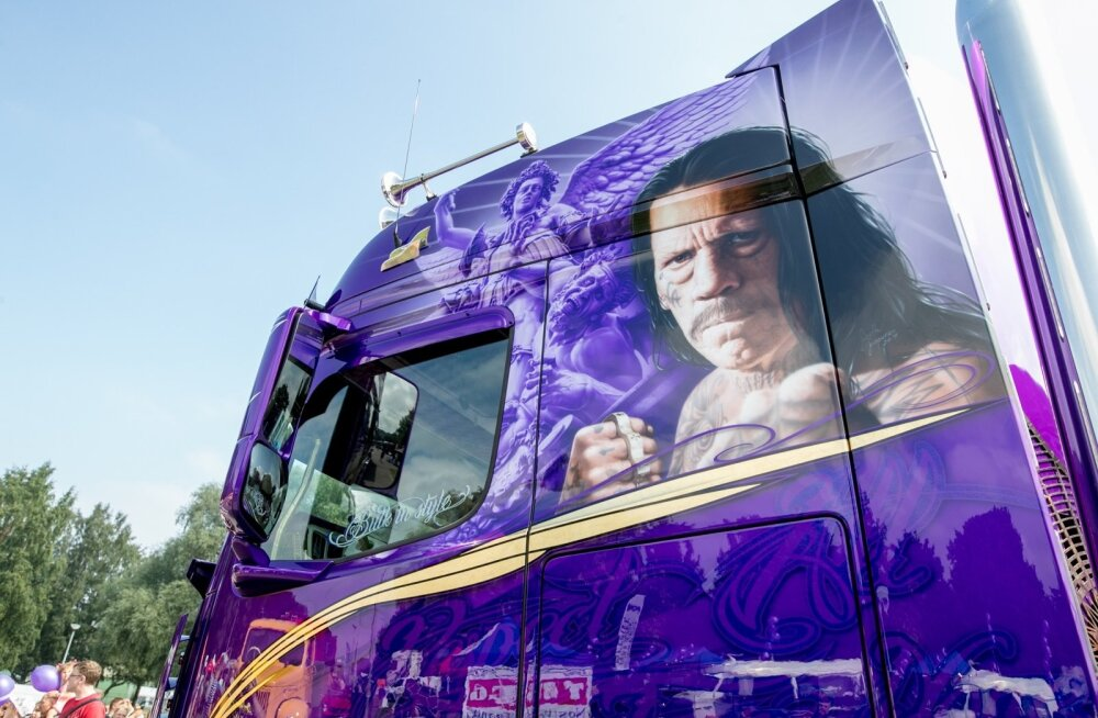 Tallinn Truck Show 2018