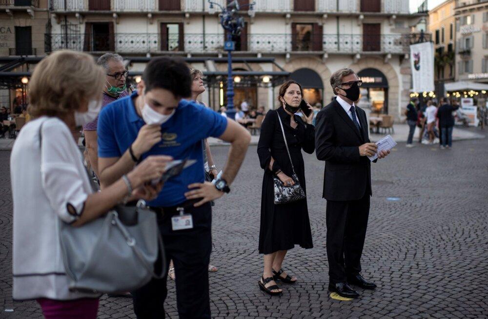 WHO hoiatas Euroopat koroonaviiruse teise laine eest, kutsudes vajadusel taas rangemate piirangute suunas liikuma