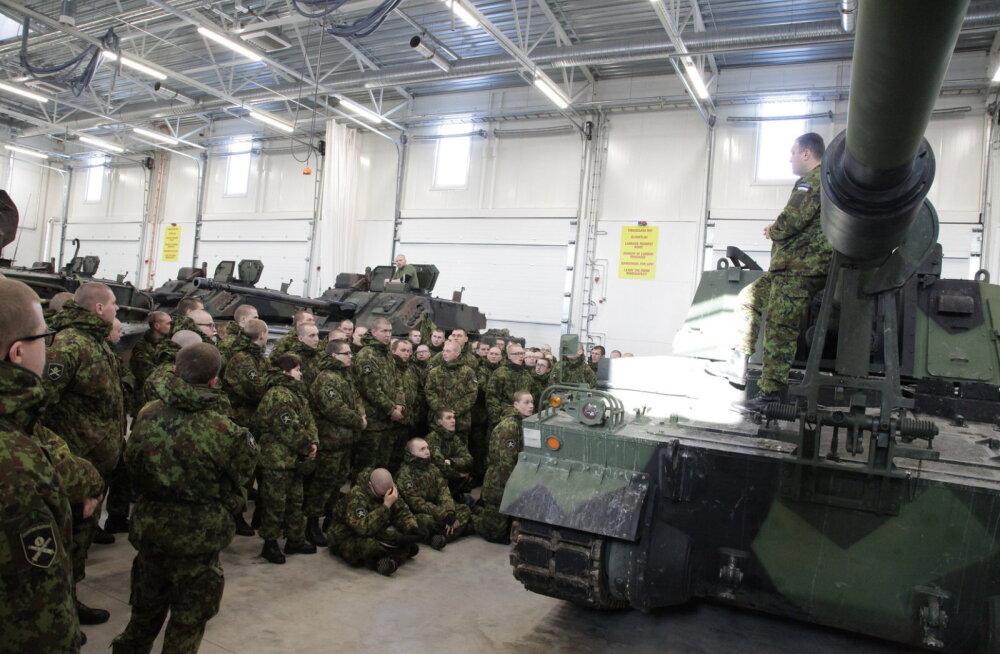 Kaitseväe relvahanked – tootjate agressiivne võitlus turuosa eest