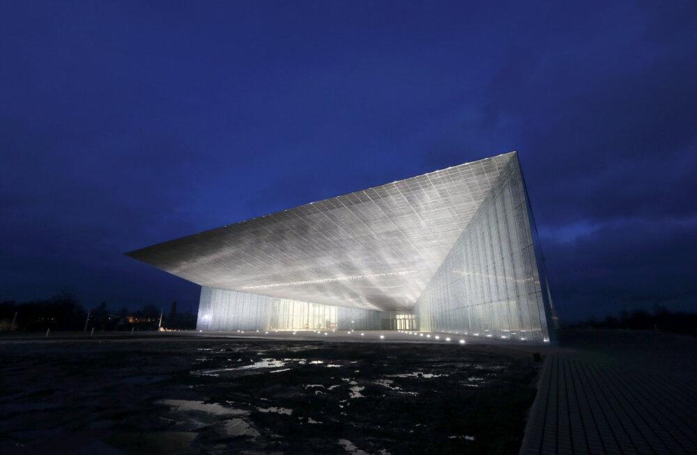 Eesti tänavune turismimagnet - Tartu supermuuseumi ja spaahotelliga