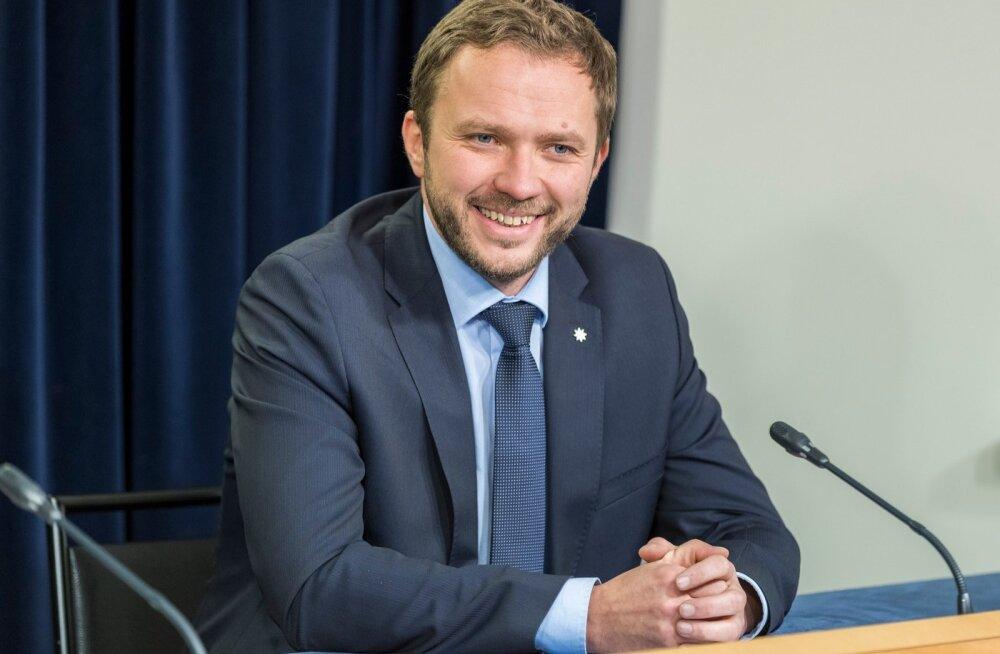 Vabariigi valitsuse Pressikonverents 24.11.2016