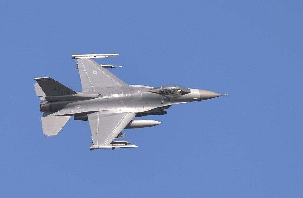 Истребители США прибыли в Турцию для защиты границы от ВВС РФ