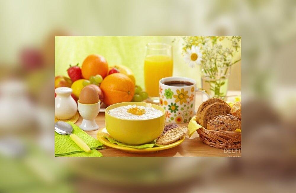 hommikusöök