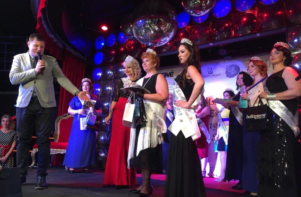 """Ms. Top of Estonia 2019 Plus Size Ксения Любанова: """"За 50 мы классные!"""""""
