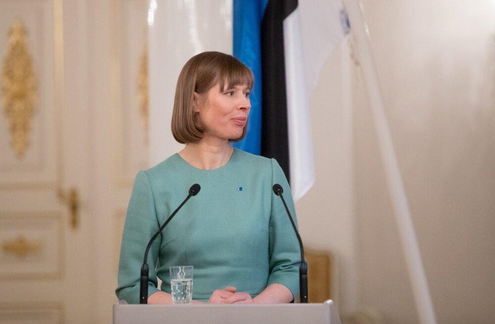President Kersti Kaljulaidi visiit Soome teispäev