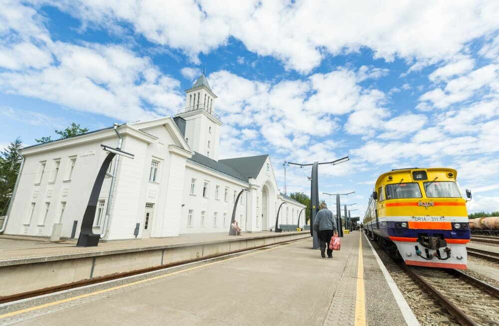 Kas varsti saab rongiga sõita Tallinnast Kiievisse?