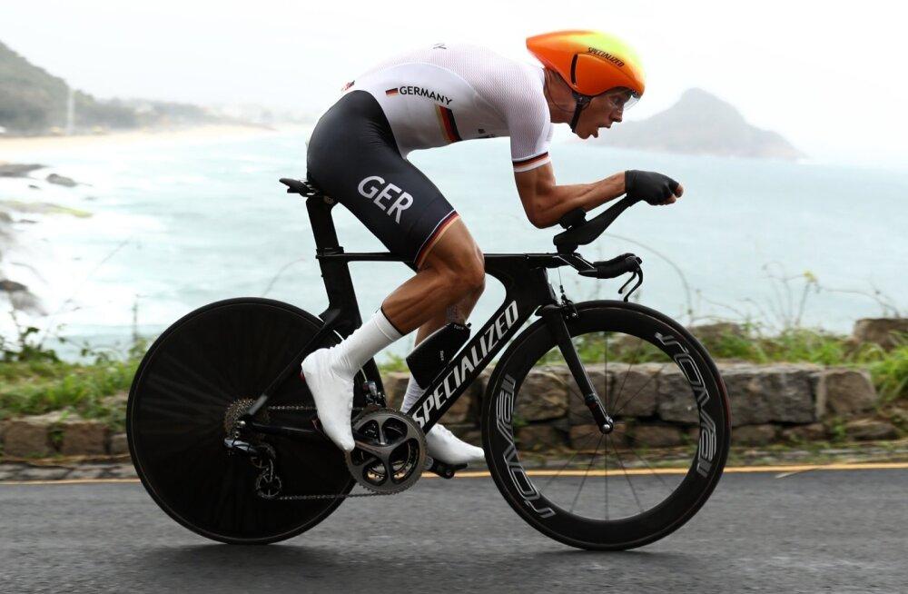 Jalgrattur Tony Martin.