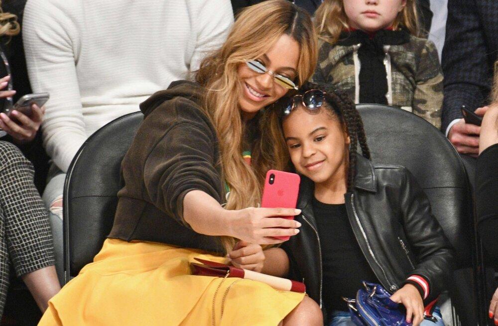 Sõda kohtus jätkub: Beyonce leiab, et ta tütar on kultuuriikoon, mistõttu nime patenteerimine on igati õigustatud