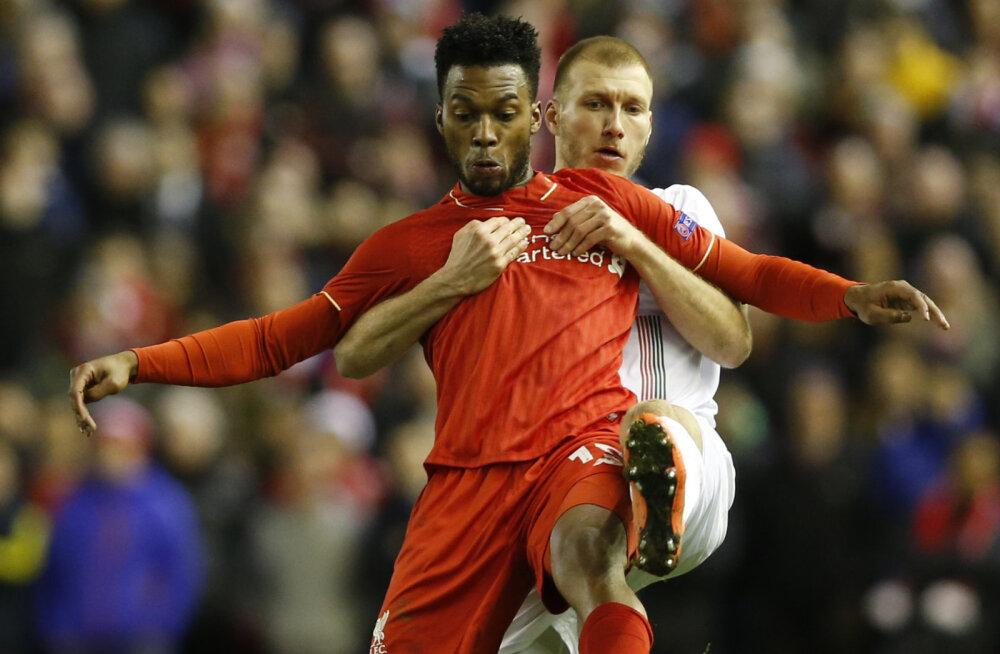 Ragnar Klavan: Liverpool läks teenitult edasi