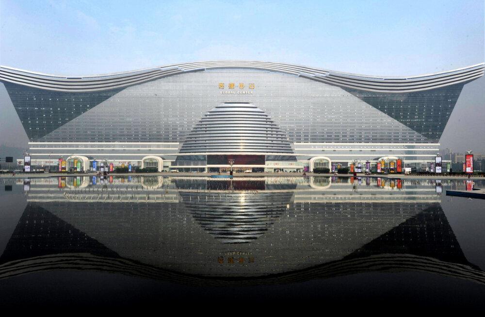 Аэропорт Хельсинки открыл регулярное авиасообщение с китайским городом Чэнду