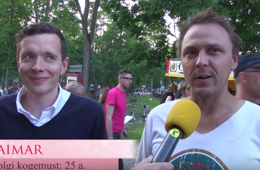 VAHVA VIDEO | Tudengitelevisioon uurib folgilistelt, mis on sellel aastal uut: õllehind on palju kallim