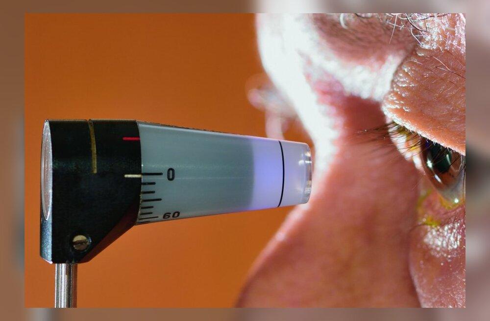 Haiguse õigeaegne avastamine on glaukoomiravis määrava tähtsusega