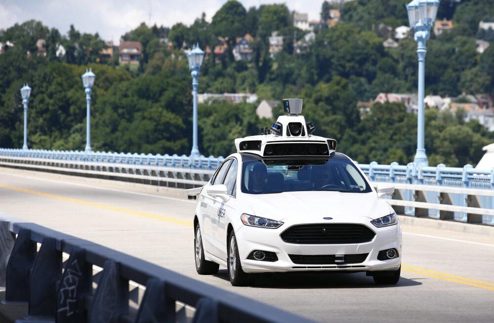 Fordi tippjuht: isejuhtiva auto eluiga on vaid neli aastat