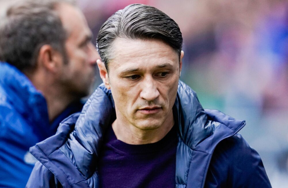 Suureskoorilise kaotuse saanud Bayern vallandas keset hooaega peatreeneri