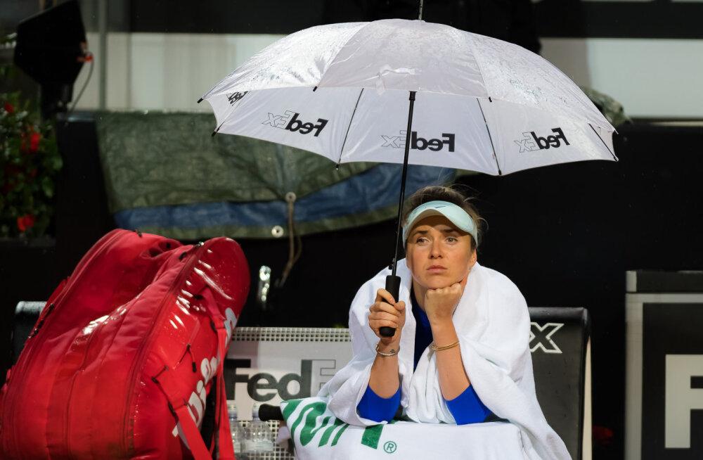 DELFI PARIISIS | Eestlannad täna veel väljakule ei tule. Kolm matši, mida French Openi avapäeval vaatama peaks