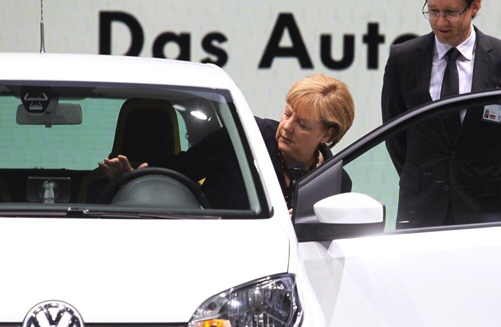 Analüütikud: Volkswageni skandaal võib olla Saksa majanduse jaoks suurem risk kui Kreeka kriis