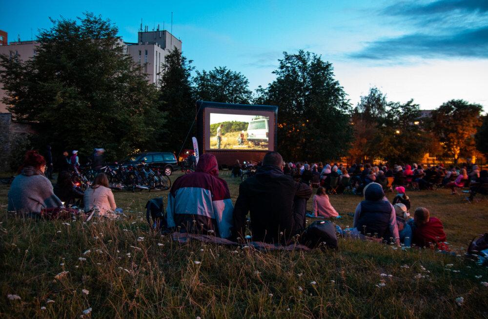 На просторах Ласнамяэ в конце августа пройдут бесплатные киносеансы