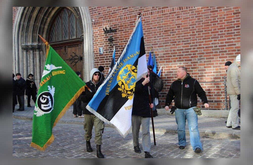 leegionäride marss lätis 2013