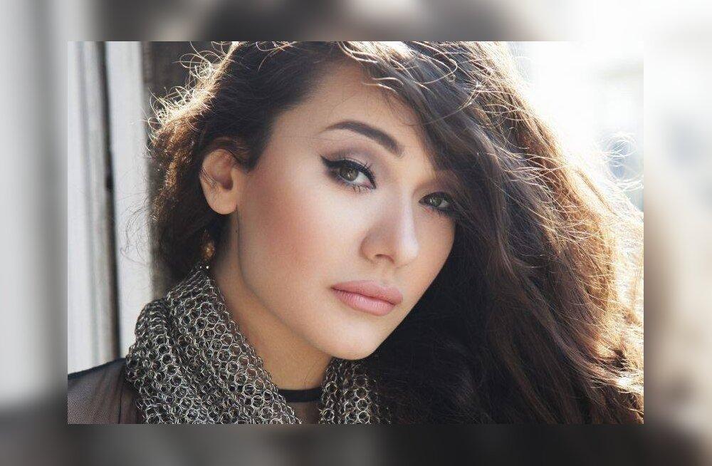 Kuum tots! Serbia lauljatar Sanja Vučić on meie Jürist sisse võetud