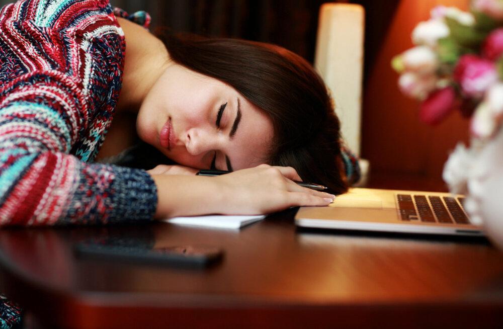 Tee omale adrenaalse väsimuse test ja vaata, kuidas skoorid!