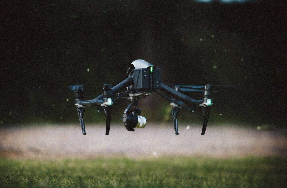 Kuidas droone hävitada? Variante on vahtkustutist kuni kotka ja püssini