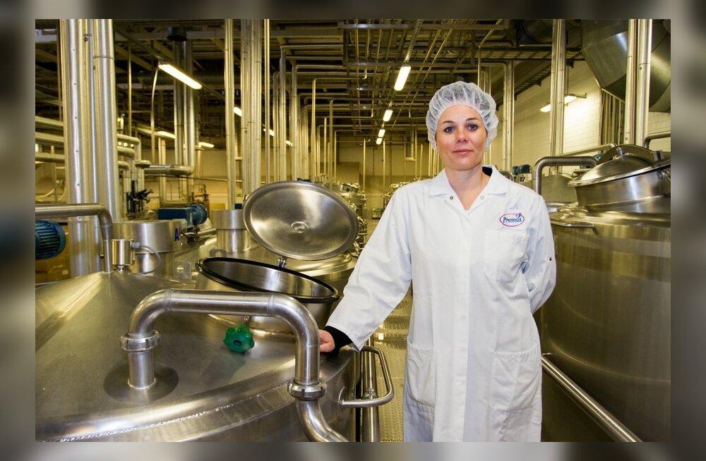 Premia Foods juht Katre Kõvask
