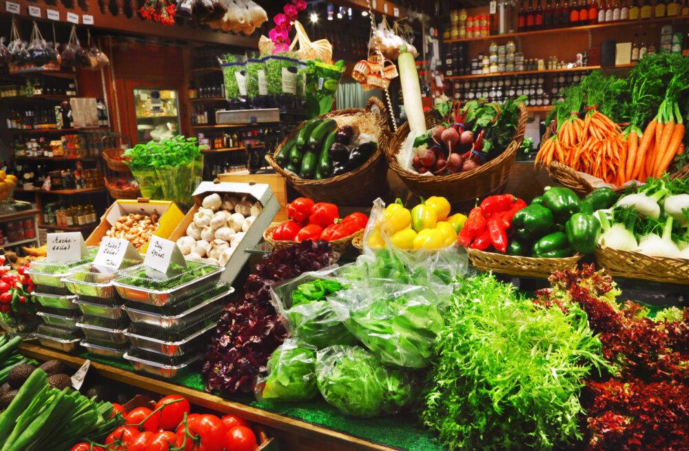 VIDEO | Belgia supermarket müüb sama hoone katusel kasvatatud toitu