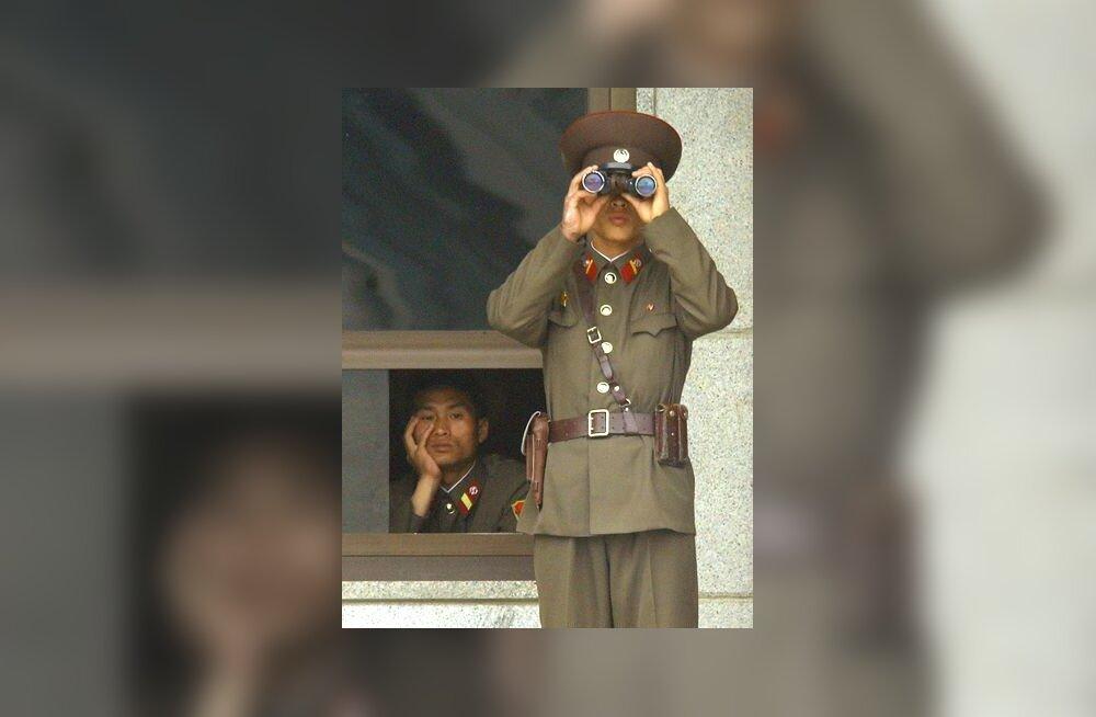Põhja-Korea sõdur