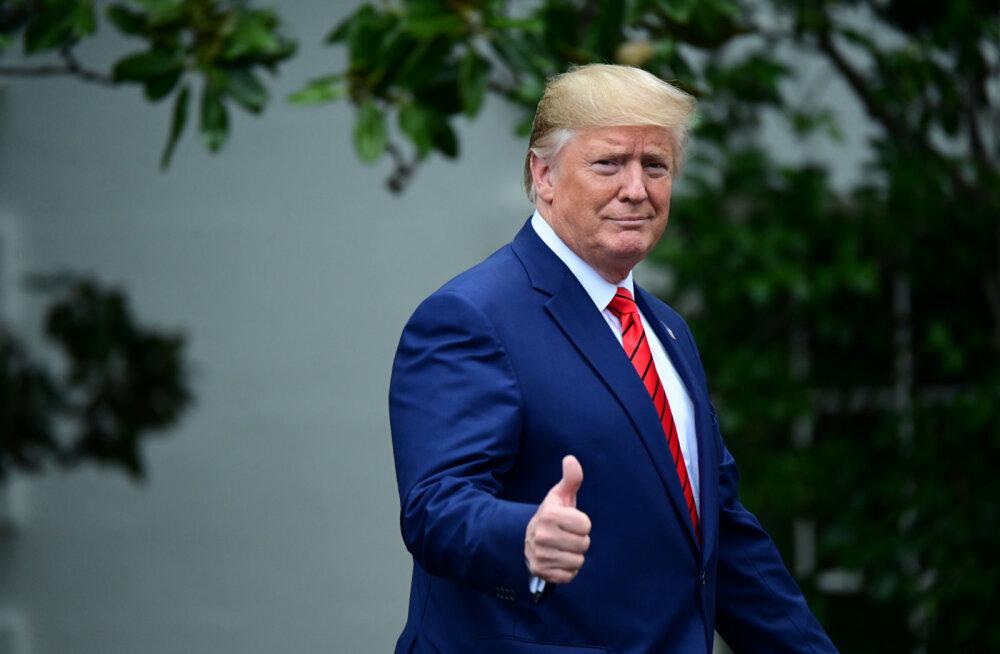 LOE TÄISMAHUS: mida USA vilepuhuja Trumpi kohta täpselt kaebas