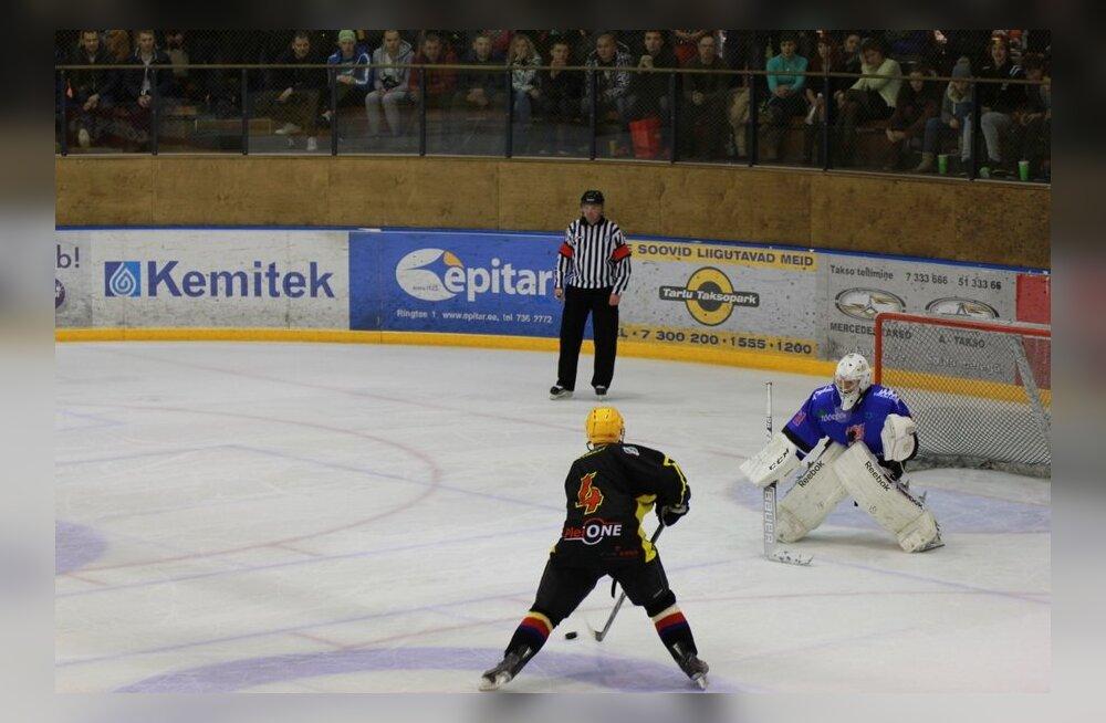 Kalev Välk Tartu ja Viiking Sport Tallinn