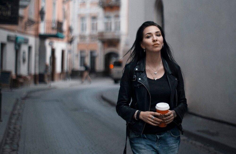 Elena Graf. Portraits of Tallinn women (JANA 2019)