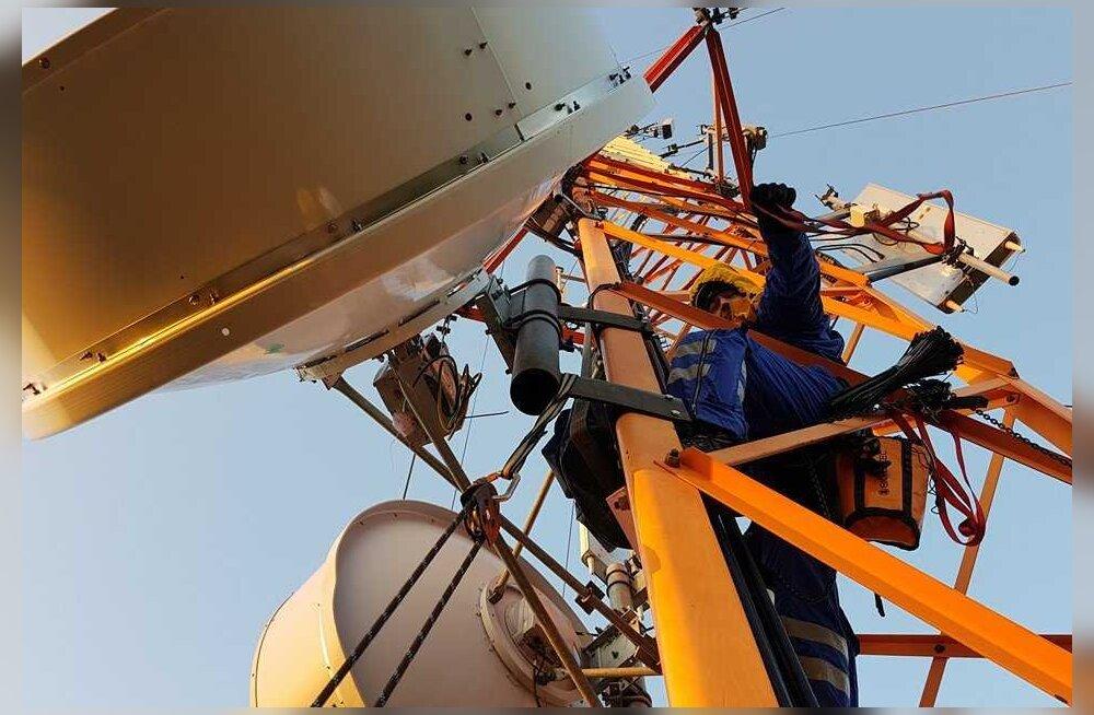 Sügistormideks valmistuv Ruhnu sai kiirema ja vastupidavama mobiili-interneti