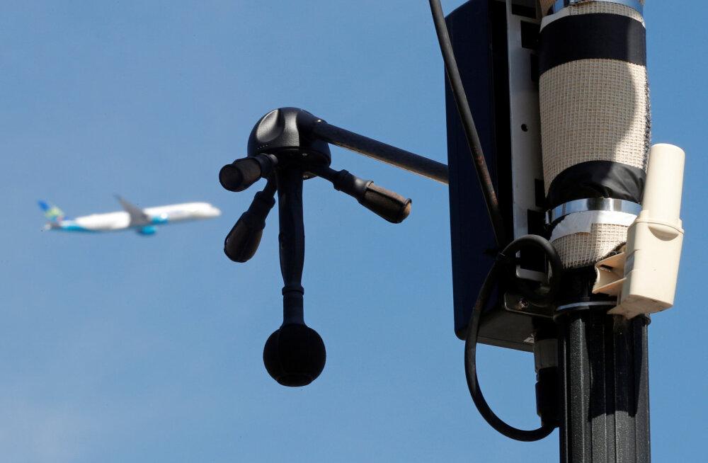"""""""Istmesoojendus"""": kas Eesti vajab sõidukeid automaatselt trahvivaid müraradareid?"""