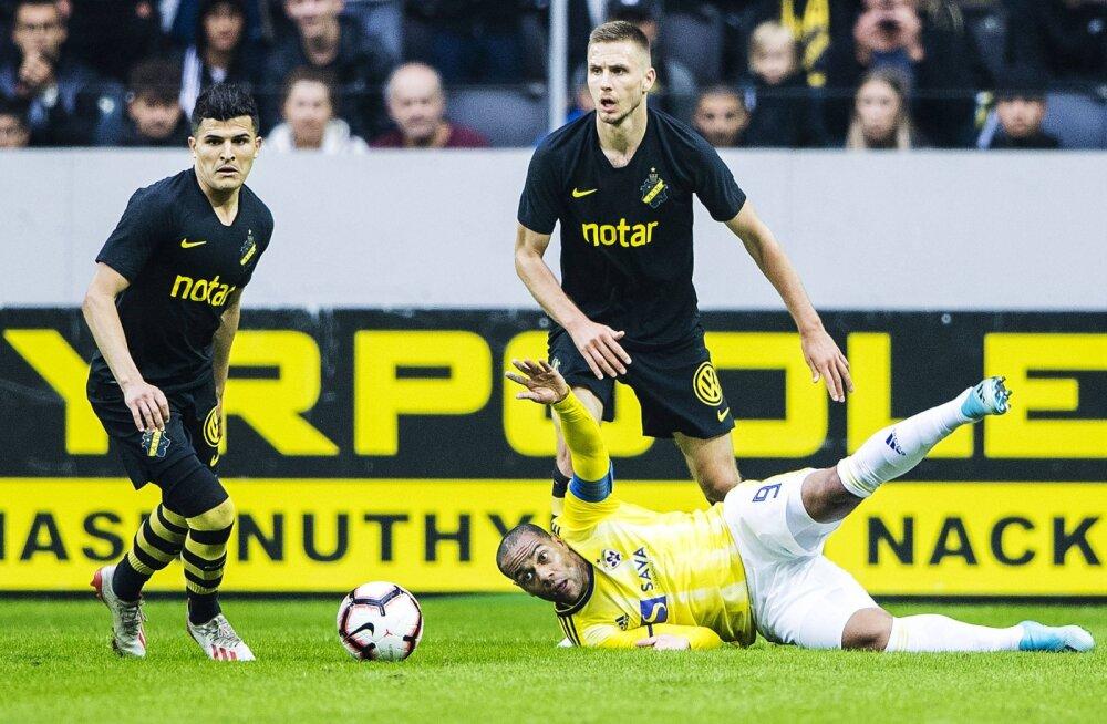 Malmö murdus viimasel hetkel: Karol Mets ja AIK jäid euromängudest ilma