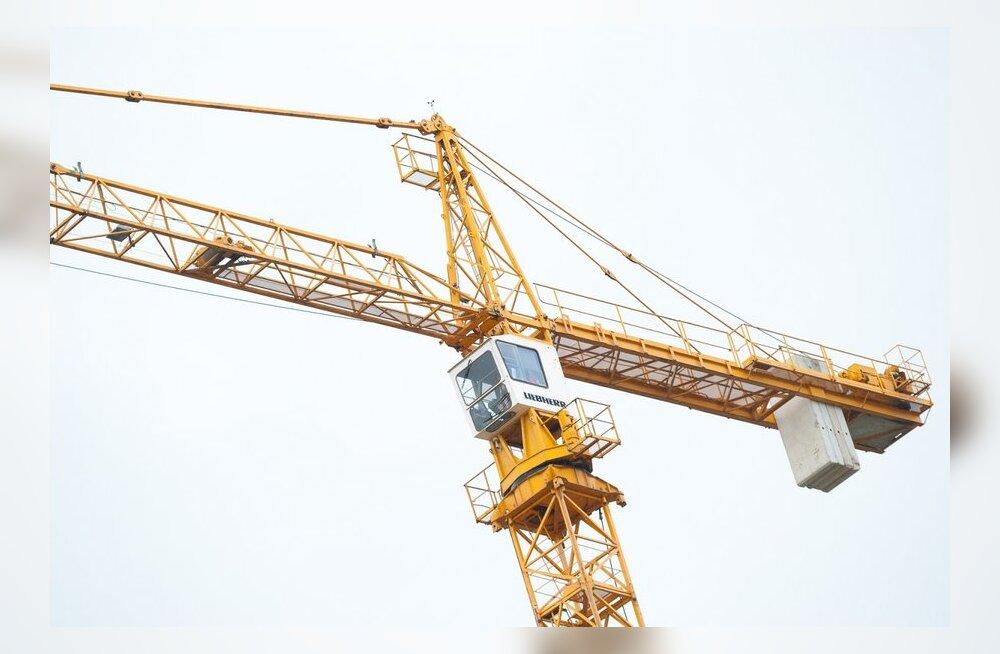 Ehitushinnaindeks tõusis teises kvartalis aastaga 4,7 protsenti