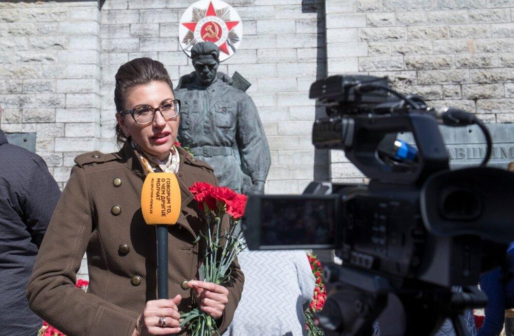 9nda mai tähistamine Pronkssõduri juures