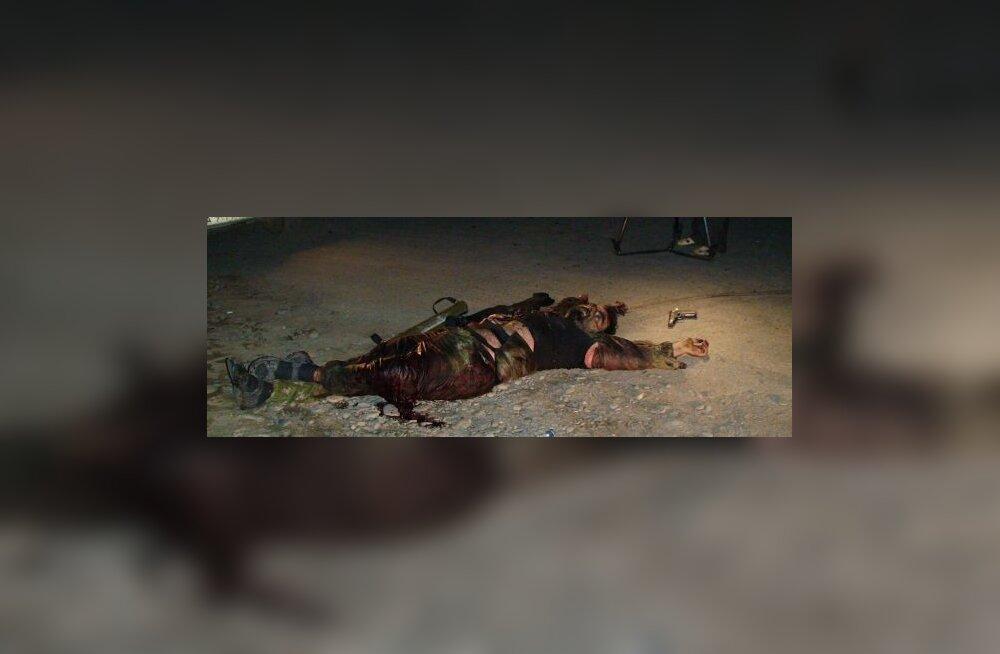 """Vene eriteenistused on tapnud 243 """"bandiiti"""""""