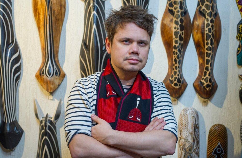"""Uue müstilise põnevussarja """"Merivälja"""" produtsent Ken Saan: vanasti külastasid ufod mutikesi kogu aeg"""