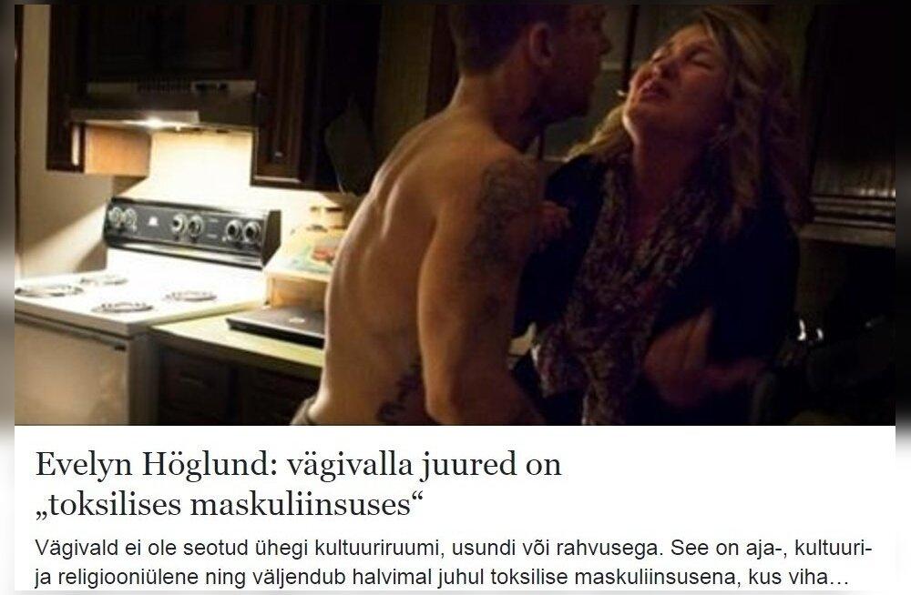 Evelyn Höglundi artikkel