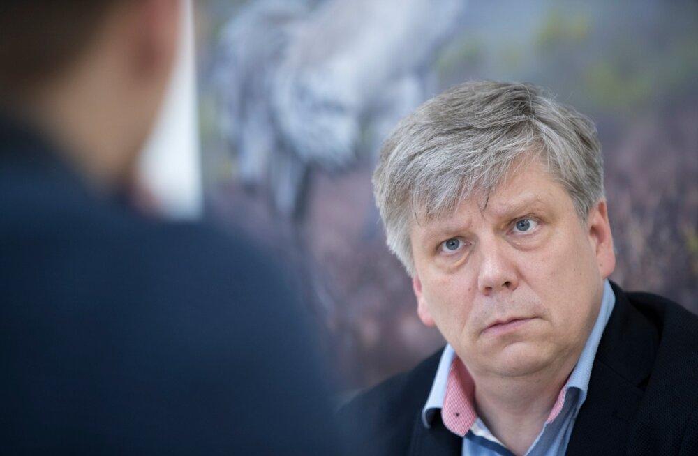 Keskkonnaminister Siim Valmar Kiisler