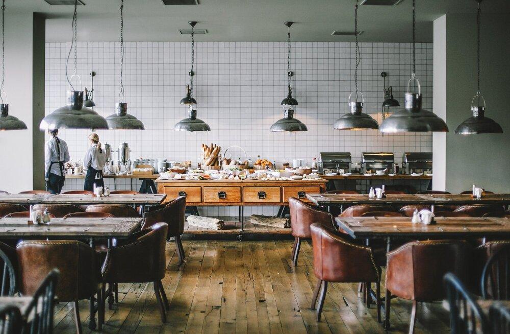 Uus veebiplatvorm aitab restoranidel raskel ajal ellu jääda