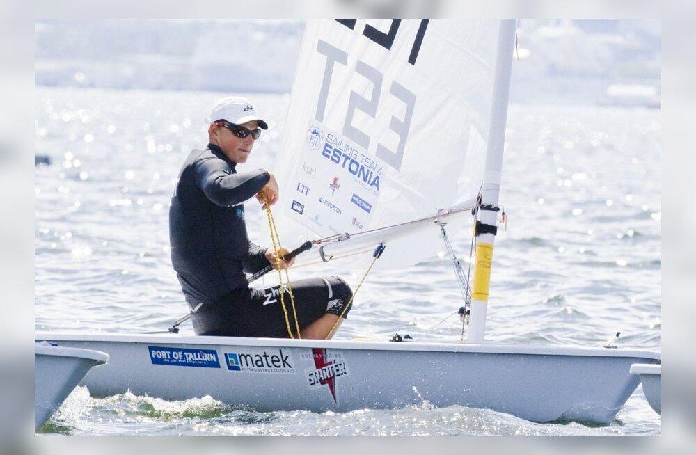 b612b8fa18c Eesti koondis pani purjetamise maailmeistrivõistlustele punkti - Sport